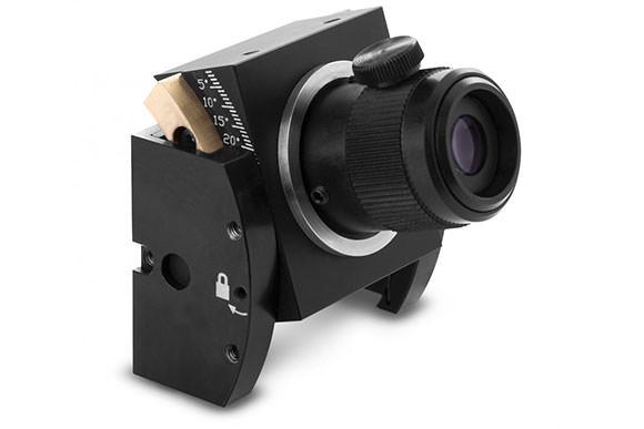 MCSM1-01X SERIES特殊 光学系 ティルト(角度調整)機能付マクロレンズ