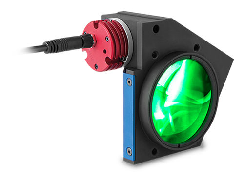 LTCLHP CORE SERIES テレセントリック式 超コンパクト設計 大口径LEDイルミネーター