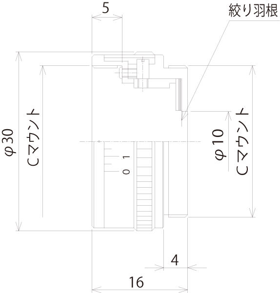 SB-10 (光圈鏡筒)